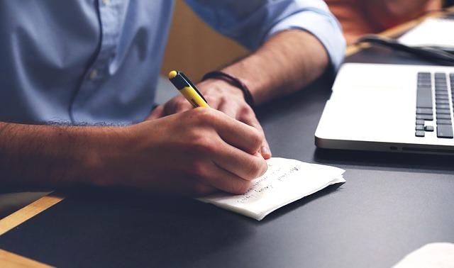 scrivere di getto