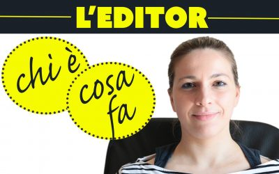 Cos'è l'Editing? Intervista a Stefania Crepaldi